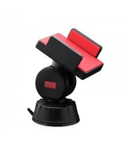 Suport Universal Swiss Charger Auto Smart Holder Rotatie 360 / prindere ventuza / deschidere 8,3 cm
