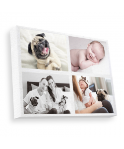Personalizare - Colaj Foto Canvas 60 x 45