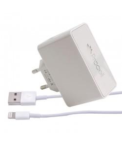 Procell Incarcator Retea - iPhone 6/5S, iPad Air Lightning Dual USB 2.1A (cablu MFI)