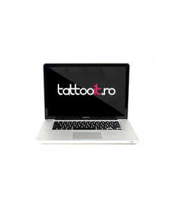 Personalizare - Apple MacBook Pro 15.4-inch Skin