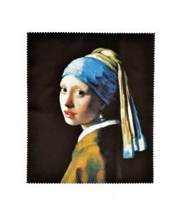 Microfibra Vermeer - Fata cu Cercel de Perla