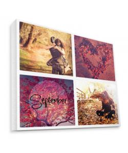 Personalizare - Colaj Foto Canvas 75 x 60
