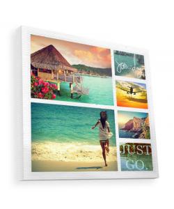 Personalizare - Colaj Foto Canvas 75 x 75