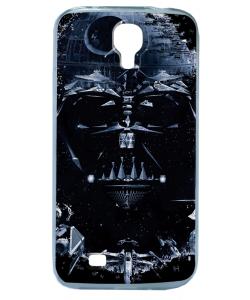 Darth Vader - Samsung Galaxy S4 Carcasa Transparenta Silicon