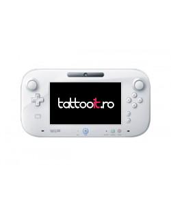 Personalizare - Nintendo Wii U - Controller Only Skin