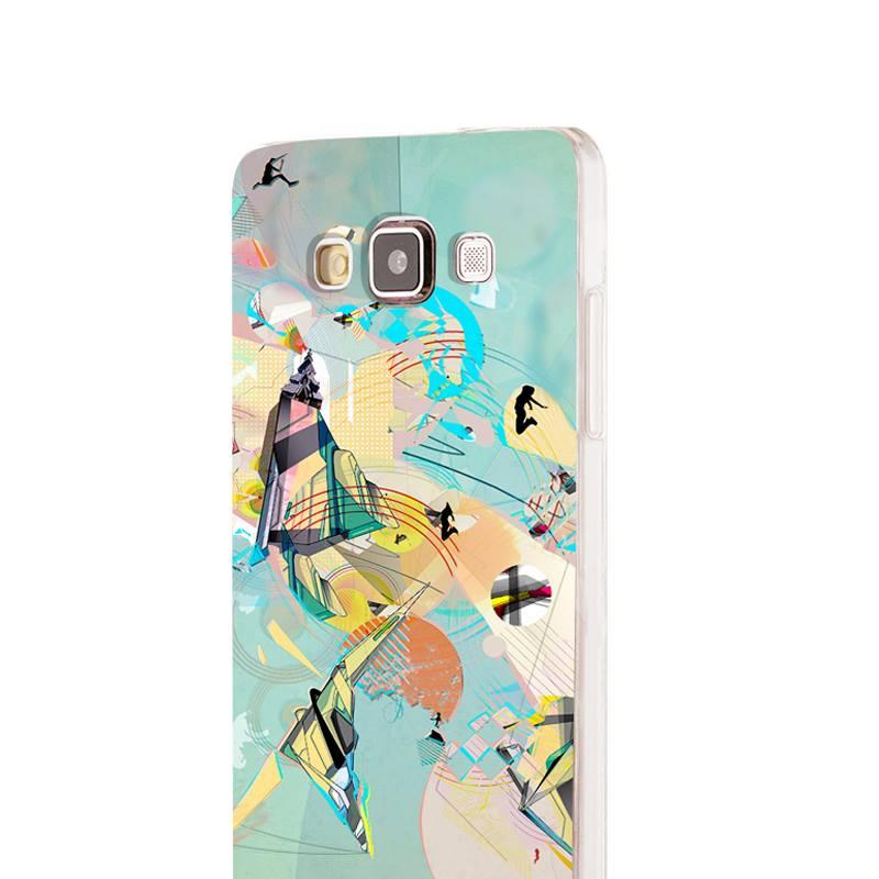 Carcasa Silicon Galaxy J5 2016