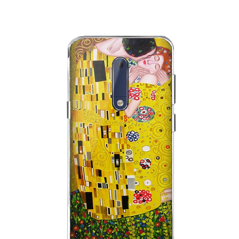 Carcasa Silicon Nokia 5
