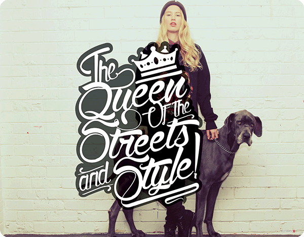 Queen of the Streets - Girl