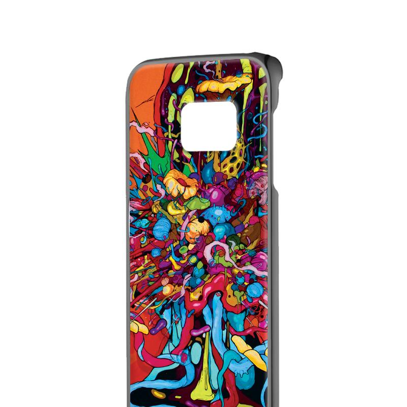 S6 Edge Plastic Premium