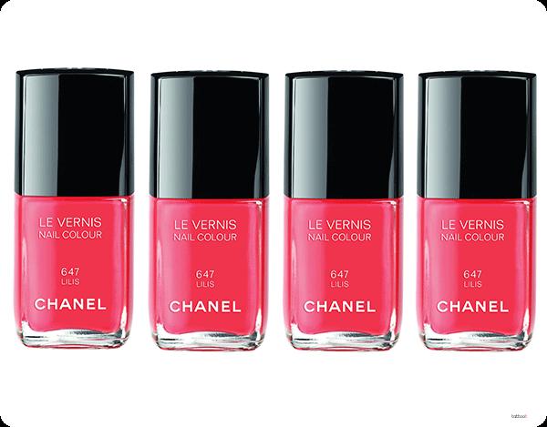 Chanel Lilis Nail Polish