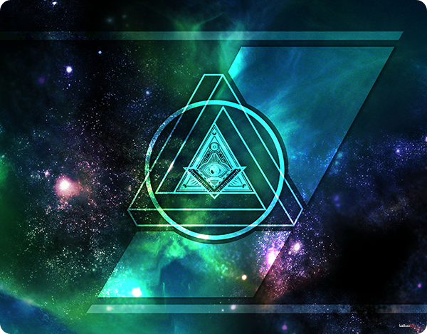 Triangle Galaxy 2
