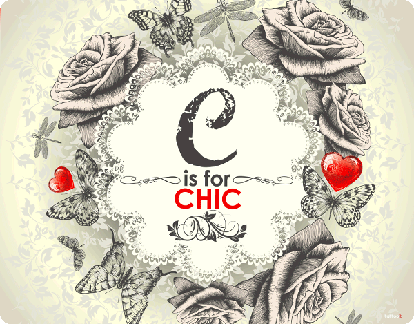 C is for Chic 2