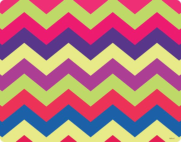 Colorful Zig Zag