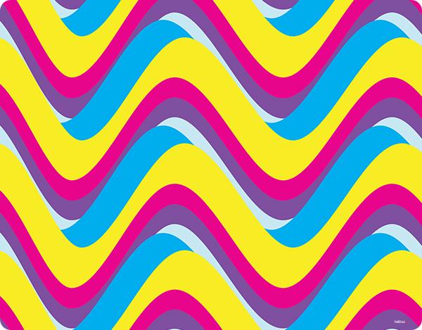 CMYK Waves