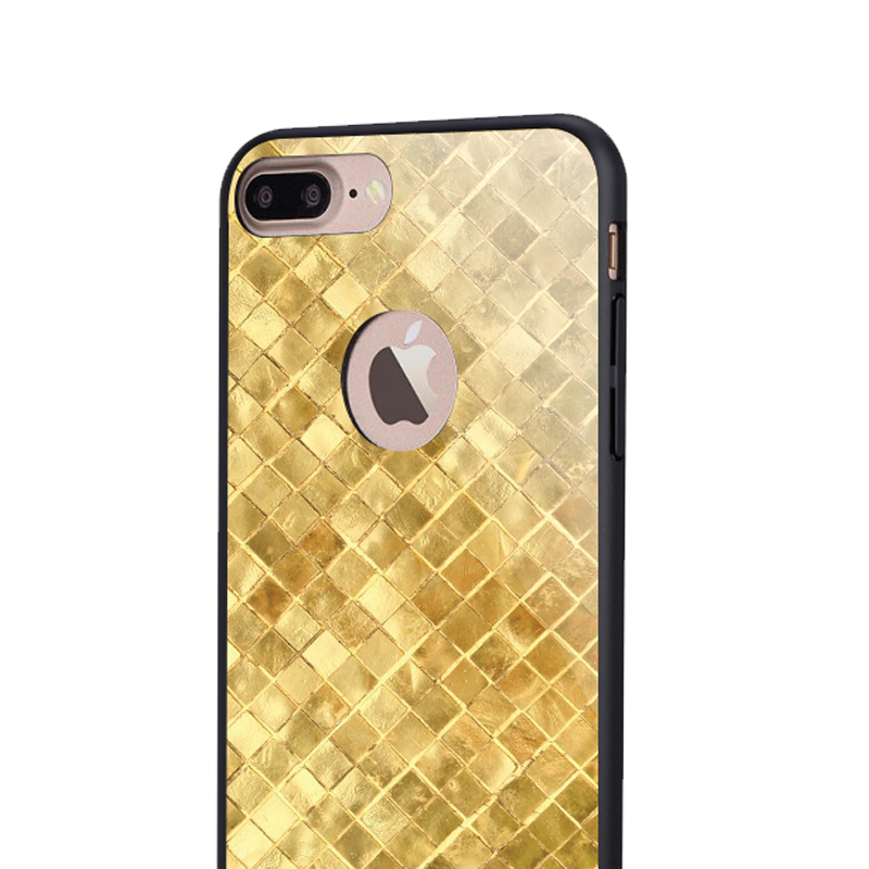iPhone 7 Plus Carcasa TPU Neagra