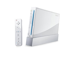 Wii Includes 1 Controller Skin