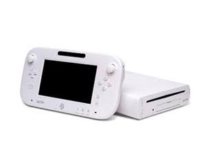 Wii U Console + 1 Controller Skin