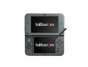 New 3DS XL 2015 Skin