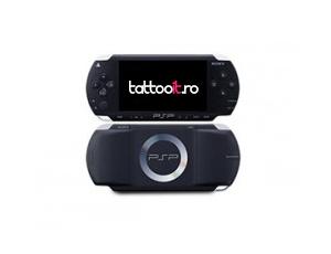 PSP-3001 Skin