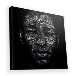 Mos Def - Canvas Art 45x45