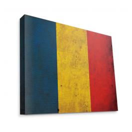 Romania - Canvas Art 75x60