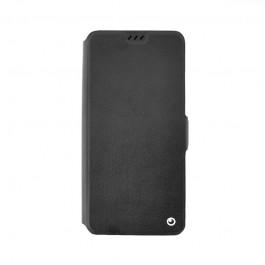 Lemontti Elegant - Huawei P20 Husa Book Neagra