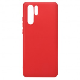 Just Must Candy Red - Huawei P30 Pro Carcasa Silicon