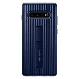 Protective Standing Blue - Samsung Galaxy S10 Plus Carcasa