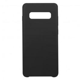 Devia Nature Series II Black - Samsung Galaxy S10 Carcasa Silicon