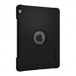 Spigen Tough Armor Black - iPad Pro 12.9 inch 2018 Carcasa TPU