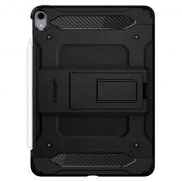 Spigen Tough Tech Black - iPad Pro 12.9 inch 2018 Carcasa TPU