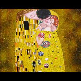 Gustav Klimt - The Kiss - Samsung Galaxy S3 Mini Carcasa Silicon