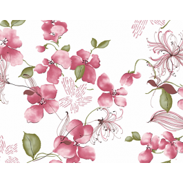 Delicate Petals - Skin Telefon
