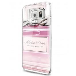 Miss Dior Perfume - Samsung Galaxy S7 Carcasa Silicon