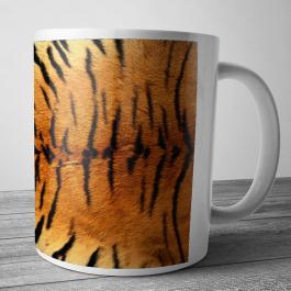 Cana personalizata - Tiger Fur
