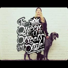 Queen of the Streets - Girl - Skin Telefon