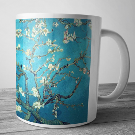 Cana personalizata - Van Gogh - Branches with Almond Blossom