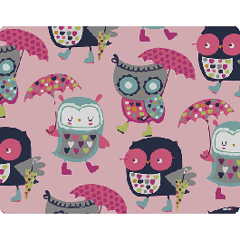 Pastel Owls - Skin Telefon