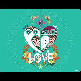 Owl Love - Skin Telefon