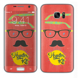 Hypster Kit - Samsung Galaxy S7 Edge Skin