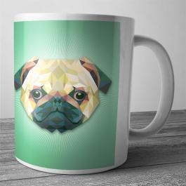 Cana personalizata - Dog