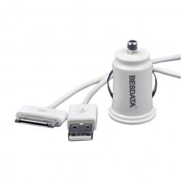 Incarcator auto Procell Dual USB 2A