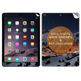 Cozy Nights - Apple iPad Air 2 Skin