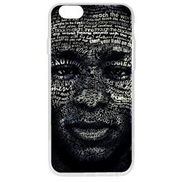 Mos Def - iPhone 6 Plus Carcasa Transparenta Silicon