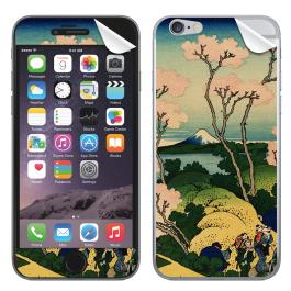 Hokusai - The Fuji from Gotenyama at Shinagawa on the Tokaido - iPhone 6 Plus Skin