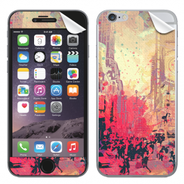 New York Time Square - iPhone 6 Plus Skin