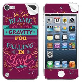 Falling in Love - Apple iPod Touch 5th Gen Skin