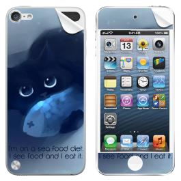 Sea Food - Apple iPod Touch 5th Gen Skin