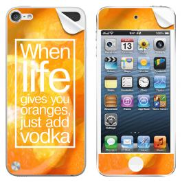 Vodka Orange - Apple iPod Touch 5th Gen Skin