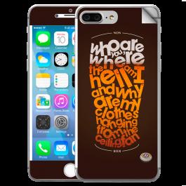 Beer State of Mind - iPhone 7 Plus Skin